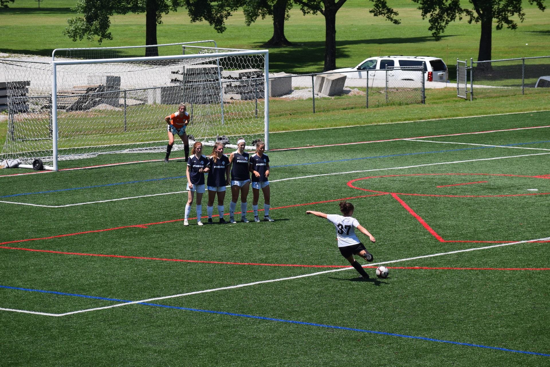 Girls Soccer Club Albany NY